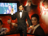 Madame Tussaud Lobby - Pierce Brosnan