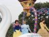 Hongkong Disneyland Parade - Cinderella, Belle and Snowhite