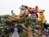 Hongkong Disneyland Parade - Lion King Float