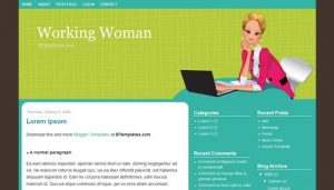 Working-Woman