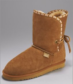 Just Sheepskin Orchard Winter Boots