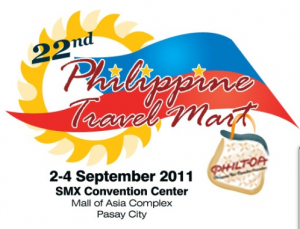 22nd Philippine Travel Mart - September 2-4, 2011