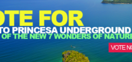 Vote for Palawan Underground River