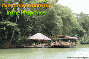 Loboc Rivercruise. It's More fun in the Philippines.