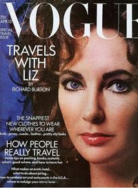 Elizabeth Taylor and her purple Eyes