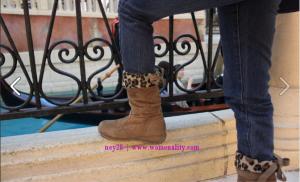 My boots in Venetian Macau...