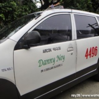 Danny Noy Taxi for Hire Cebu City