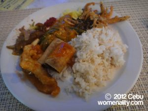 Port Restaurant Cebu - eat all you can