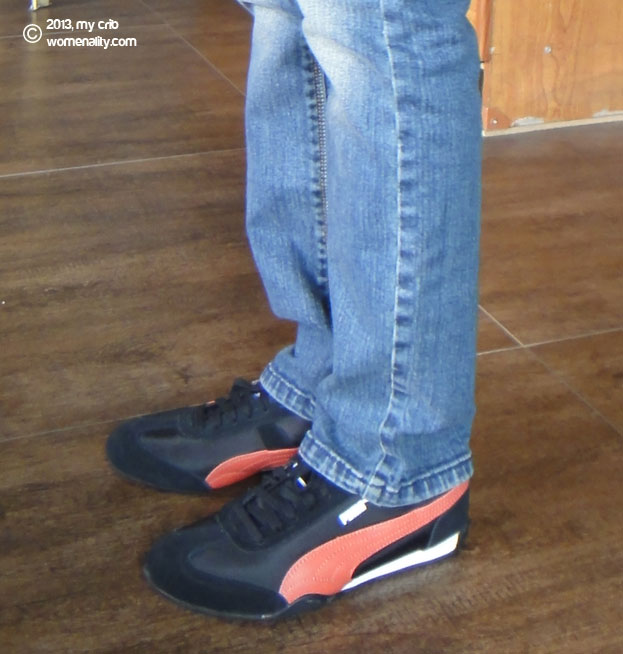 Puma 76 Runner Nylon fits