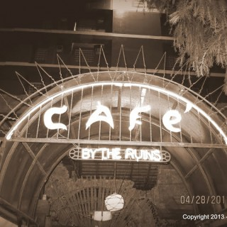 Cafe by the Ruins, Baguio City Philippines