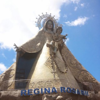 Regina Rosarii in Tanay, Rizal