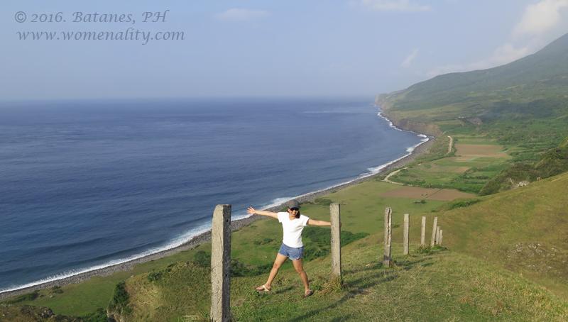 Liza explores Batanes