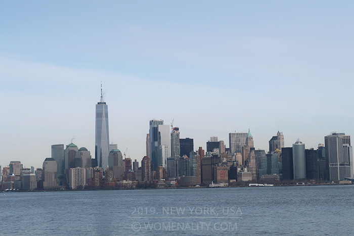 Manhattan Skyline New York, United States of America