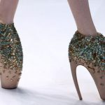Lady Gaga's Shoes in Bad Romance